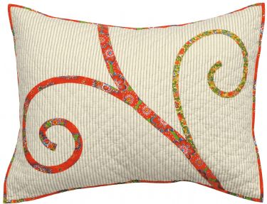 Swirl Pillow Sham