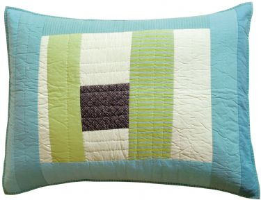 Spool Pillow Sham