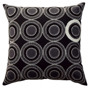 DS Accent Pillow Collection Penny Black