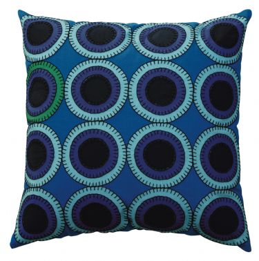 DS Accent Pillow Collection Penny Blue
