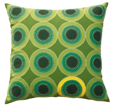 DS Accent Pillow Collection Penny Green