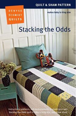 Stacking the Odds Quilt Pattern Packaging