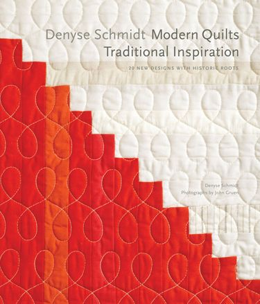 Modern Quilts, Traditional Inspiration Cover