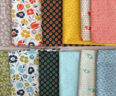 Meadowlark Fat Quarters