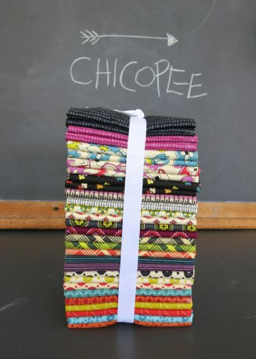 Chicopee - coming soon! fat quarter bundle