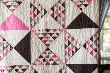 Spoolish Quilt Kit - new!