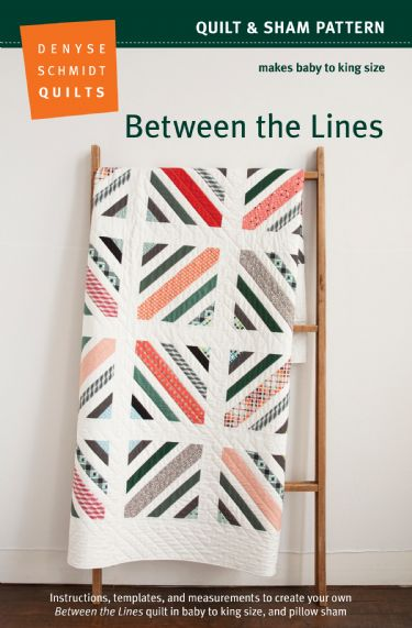 Between the Lines packaging
