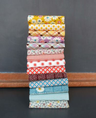 Croquet fat quarter bundle