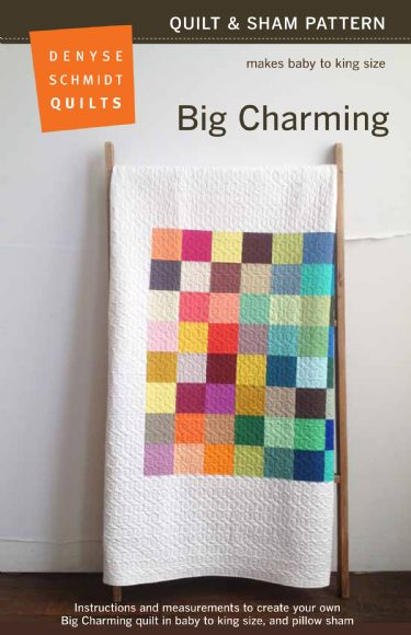 Big Charming Quilt Pattern – new!