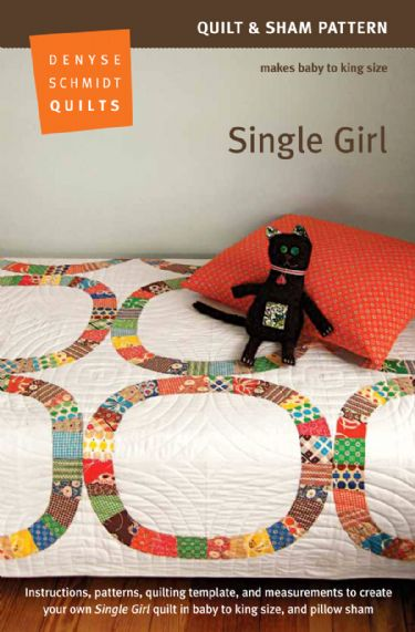 Single Girl Quilt Pattern – PDF Packaging