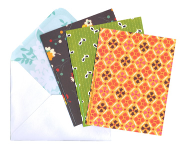 Dots & Jots Notecard Book Cards