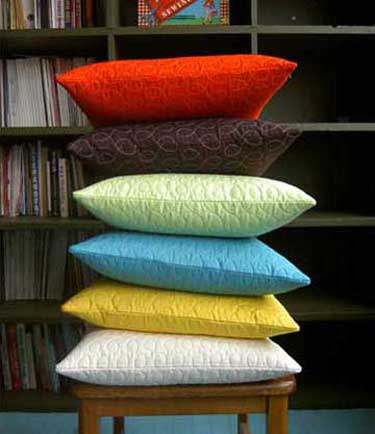 Works Pillows and Shams